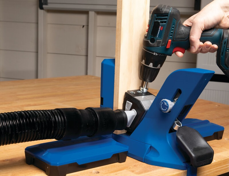 DIY最強ジグ!ポケットホール治具はKregがおすすめ