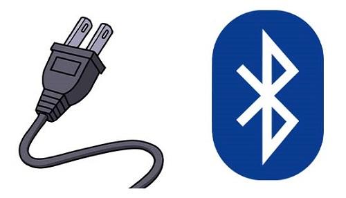 ブルートゥース無線式連動&コンセント式連動