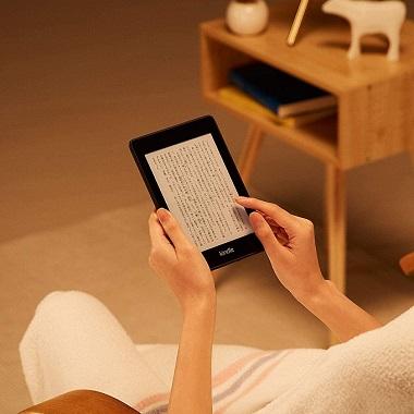 Kindle Unlimitedにおすすめ Kindle端末